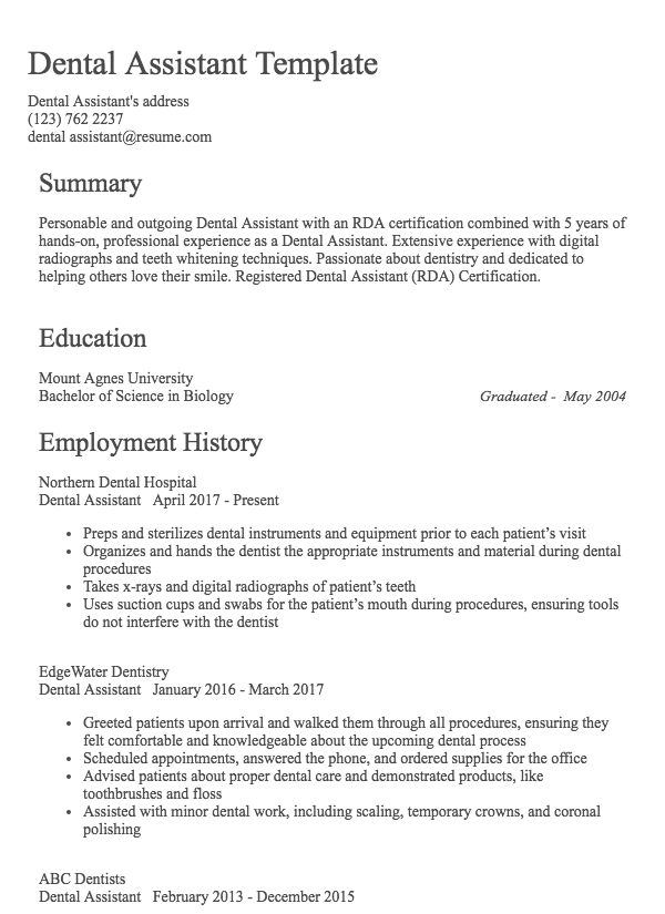 30 Nursing Resume Examples Samples