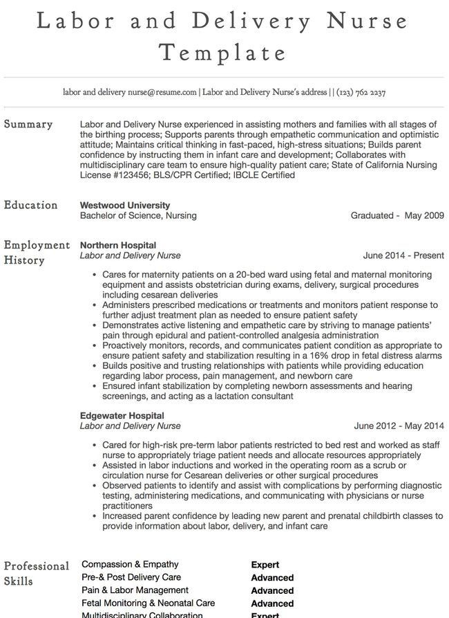 Resume Samples  125 Free Example