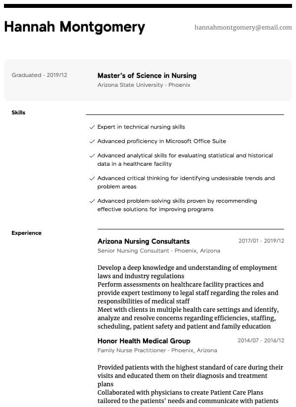 Dental Assistant Resume Samples All Experience Levels Resume